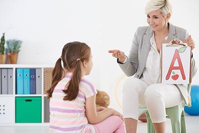 Retraso en el lenguaje de un niño