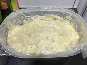 croqueta de patata sin gluten ni lactosa