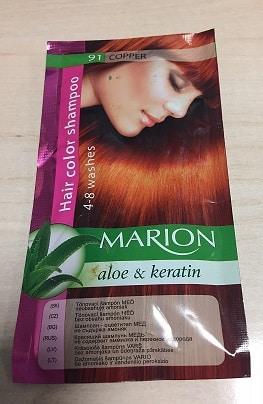 Champú colorante Marion
