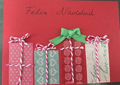 tarjeta regalos