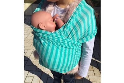 Como portear a tu muñeca