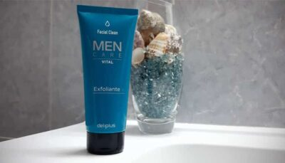 exfoliante facial deliplus - Men care vital