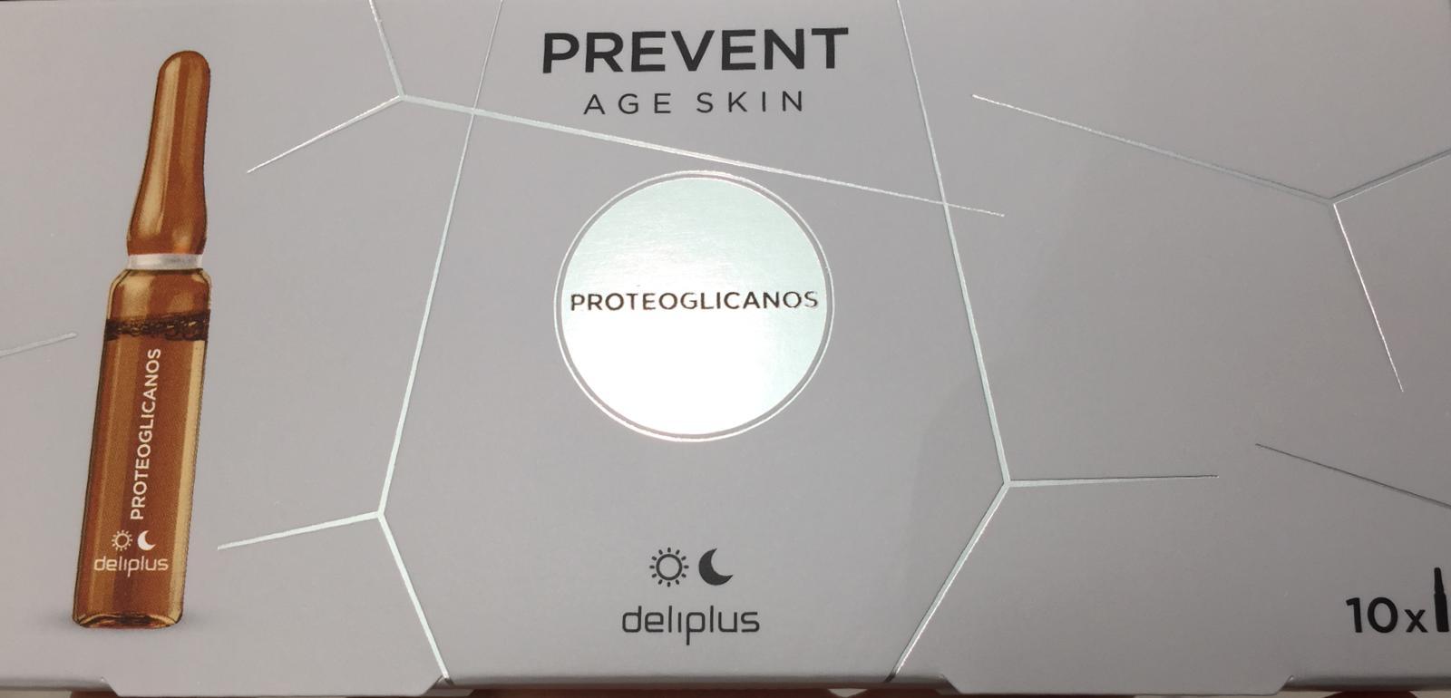 Prevent age skin