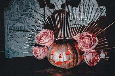 Adornos de halloween